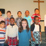 Logos First Grade at York Bible Church