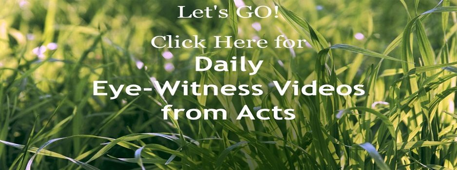 Let's GO - Daily EyeWitness Videos