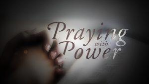 Prayer Power