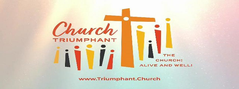 The Church Triumphant - Banner